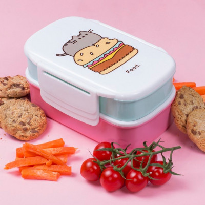 Pojemniki na Lunch Pusheen
