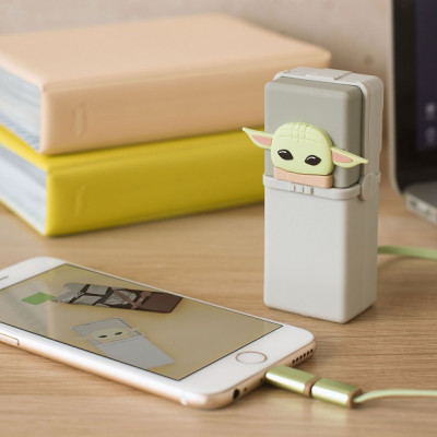 Powerbank Baby Yoda PowerSquad 5000mAh