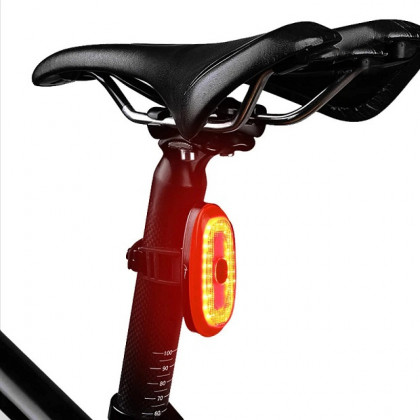 Automatyczna Lampa Rowerowa Tylna