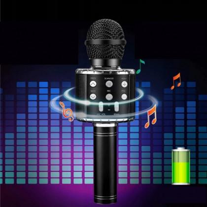 Mikrofon do Karaoke z Głośnikiem