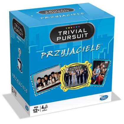 Gra Towarzyska Przyjaciele - Trivial Pursuit