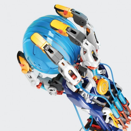 Hydrauliczna Ręka Cyborga