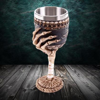 Kielich Umarłych - Piękny puchar dla wielbicieli horroru
