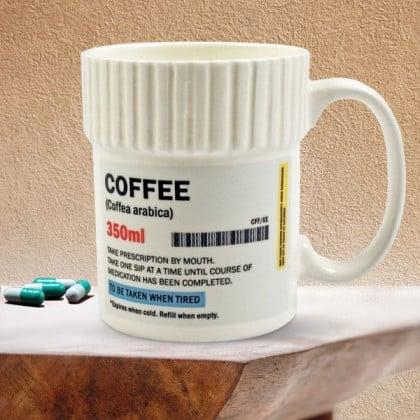 kubek aptekarz- Prezent dla farmaceuty