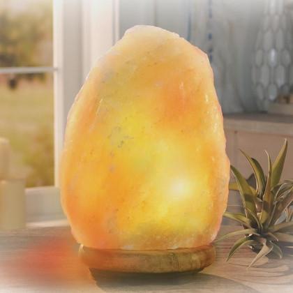 Lampa z Soli Himalajskiej