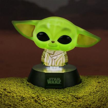 Lampka Baby Yoda