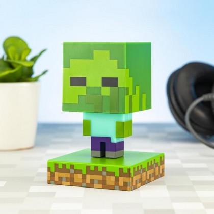 Lampka Zombie Minecraft