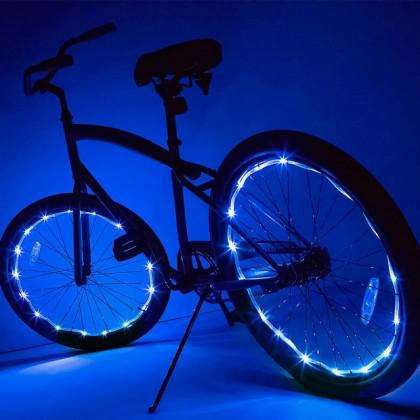 Lampki Rowerowe Wheel Brights