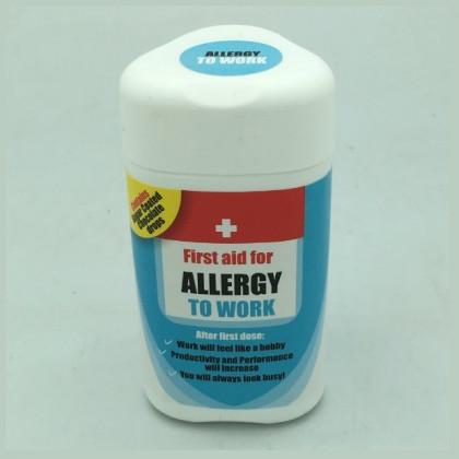 Lekarstwo na Alergię do Pracy