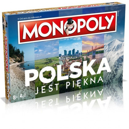 Monopoly - Polska jest Piękna