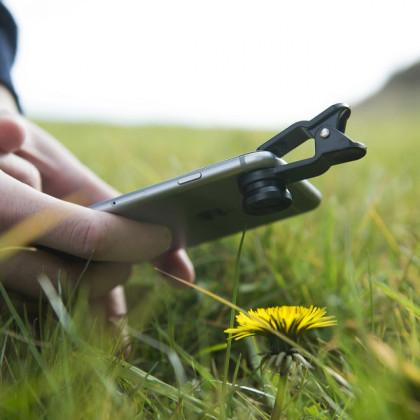 Obiektywy do Smartfona 3 w 1