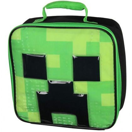 Pojemnik na Lunch Minecraft Creeper