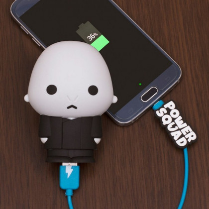 Powerbank PowerSquad Voldemort