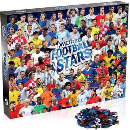 Puzzle Piłkarskie Legendy 1000