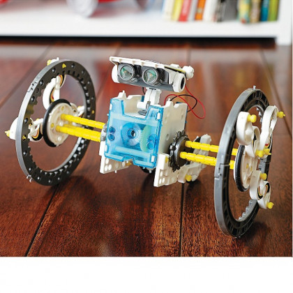 Roboty Solarne 14 w 1
