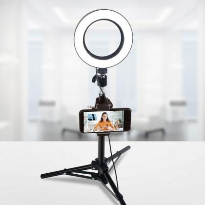 Statyw z Lampą do Nagrywania Filmów