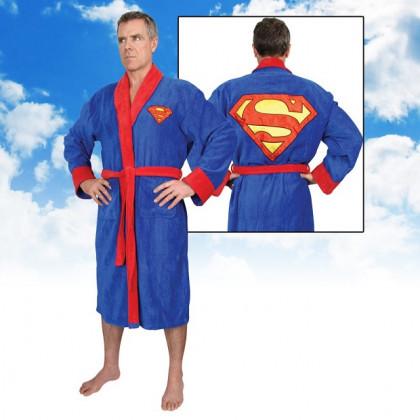 Szlafrok Supermana