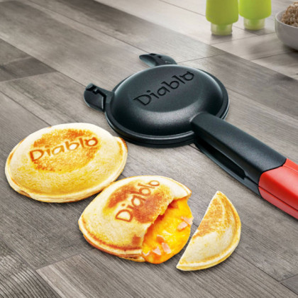 Toster Diablo - Znakomity prezent na parapetówkę i do kuchni