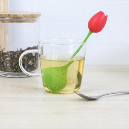 Tulipan - Zaparzaczka do Herbaty