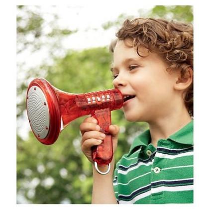 Zmieniacz Głosu - Śmieszny, kreatywny prezent dla dziecka