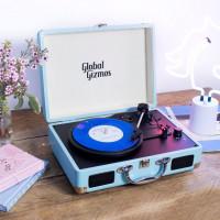 Gramofon Retro w Walizce