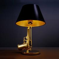 Lampa Złoty Rewolwer