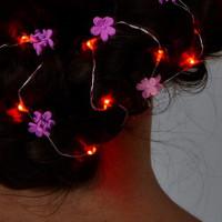 Lampki do Włosów