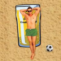 Ręcznik Plażowy Piwo