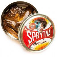Sprytna Plastelina - Brokatowa