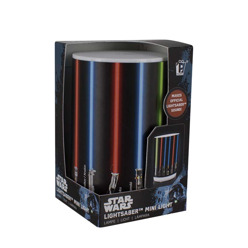 Mini Lampka Star Wars